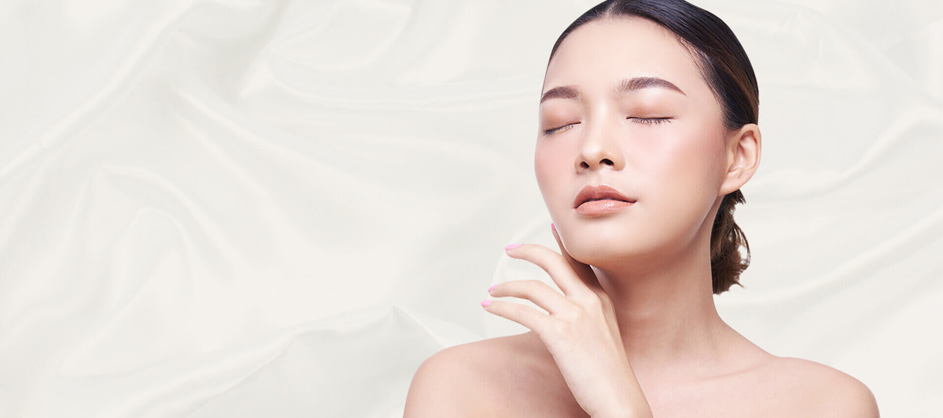 Gentle aesthetic treatments